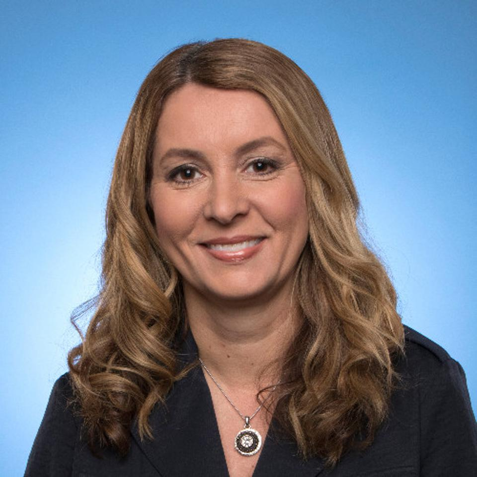 Sheri Bachstein, Global head of Watson Advertising and The Weather Company for IBM