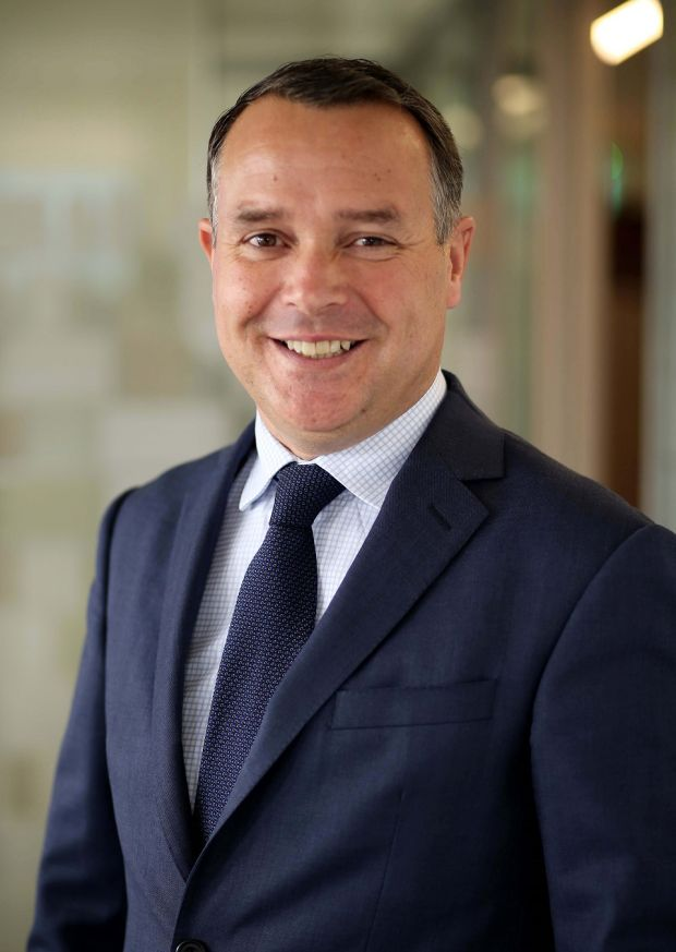 Alan Flanagan, consulting partner and enterprise, technology & performance lead, Deloitte