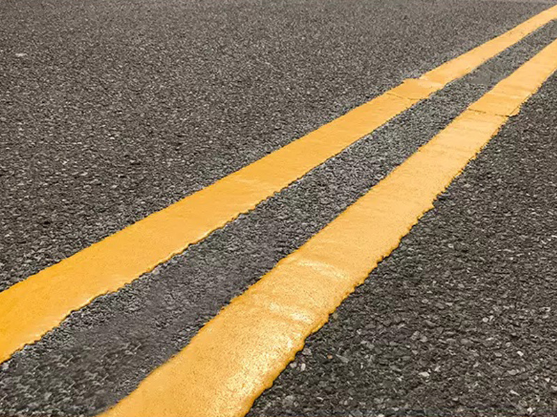 Reflective Thermoplastic Traffic Road Line Marking Paint Material Supplier/Manufacturer