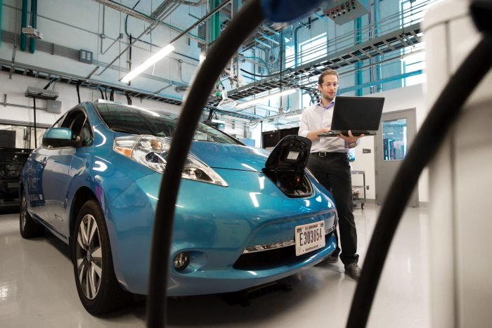 considering new-energy vehicles because to reduce emissions