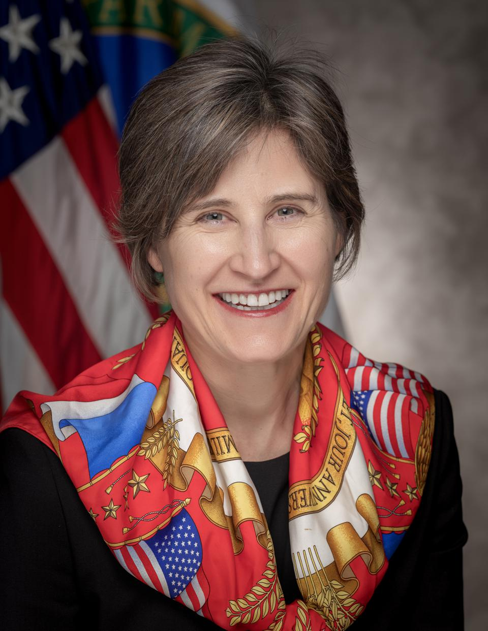 Cheryl Ingstad, Director of the AI and Technology Office, U.S. Department of Energy (DOE)